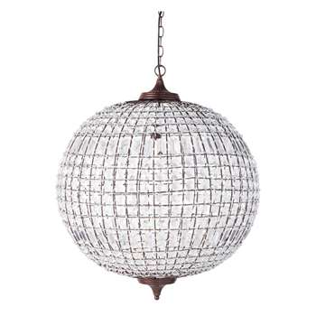 FINON Metal Ball Ceiling Light (70 x 60cm)