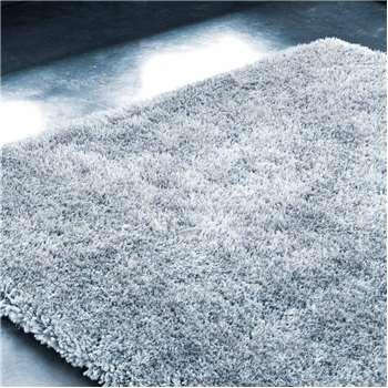 Fleece rug in grey (200 x 300cm)