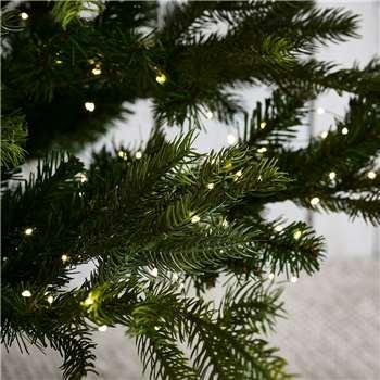 Flex Micro Christmas Tree Lights - 80 Bulbs (Length 4m)