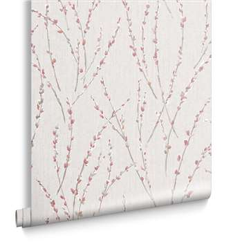 Floret Cherry Wallpaper (H1000 x W52cm)