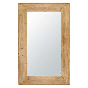 FOREST pine mirror (160 x 100cm)