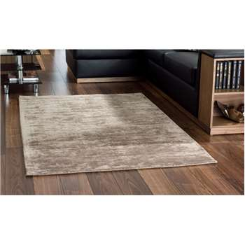 Forette rug large taupe (160 x 230cm)