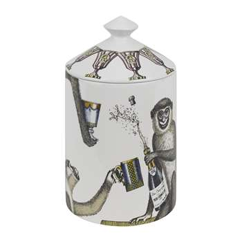 Fornasetti - Aperitivo Scented Candle - 300g (H15 x W11 x D11cm)