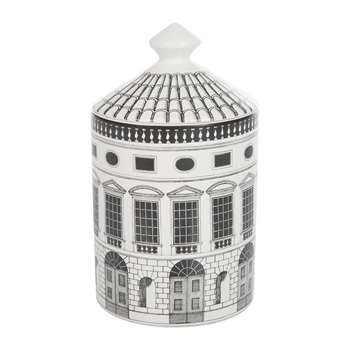 Fornasetti - Architettura Scented Candle - 300g (H15 x W11 x D11cm)