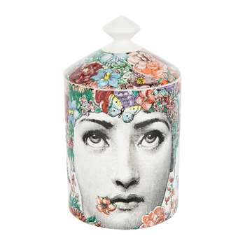 Fornasetti - Fior Di Lina Scented Candle - 300g (H15 x W11 x D11cm)
