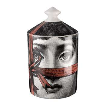 Fornasetti - Regalo Scented Candle - 300g (H15 x W11 x D11cm)