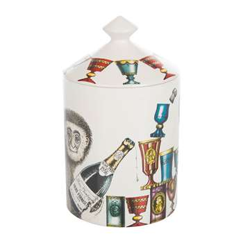 Fornasetti - Scimmie Scented Candle - 300g (H15 x W11 x D11cm)