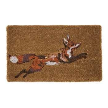 Fox Doormat (H43 x W73cm)