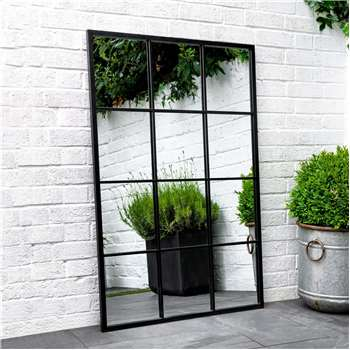 Fulbrook Large Window Mirror (H120 x W80 x D2cm)