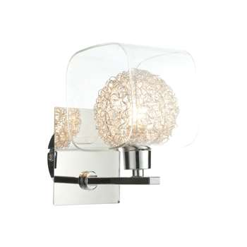 Gamma Wall Light (H15.5 x W10 x D15.5cm)