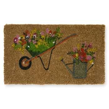 Garden Coir Door Mat (45 x 75cm)