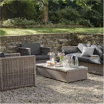 Garden Trading - Harting Sofa, Chairs & Table Set (32 x 150cm)