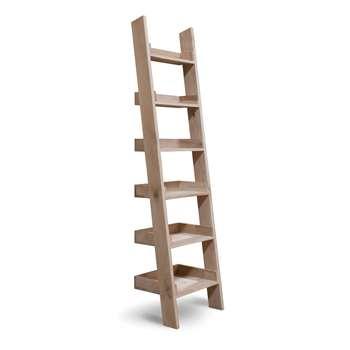 Garden Trading - Oak Shelf Ladder - Small (180 x 48cm)