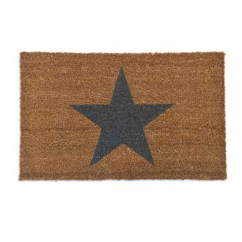 Garden Trading - Star Doormat - Small (H40 x W65 x D1cm)