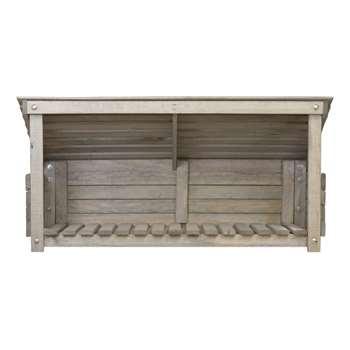Garden Trading - Welly Store (H60 x W120 x D46cm)