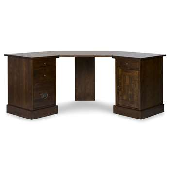 Garrat Chestnut Corner Desk Top (76 x 104cm)