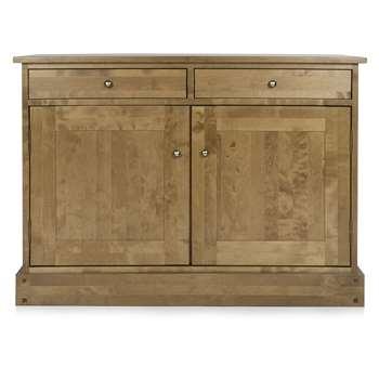 Garrat Honey 2 Door 2 Drawer Sideboard (80 x 110cm)