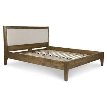 Garrat Honey Bed Frame Super King (110 x 187cm)
