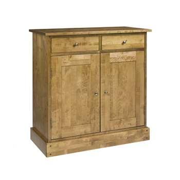Garrat Honey Small Sideboard 95 x 90cm