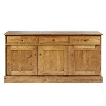 Garrat Honey Triple Sideboard 84 x 161cm