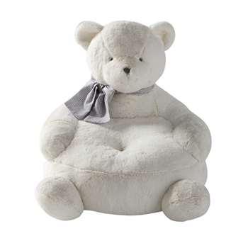 Gaspard child's bear armchair (42 x 50cm)