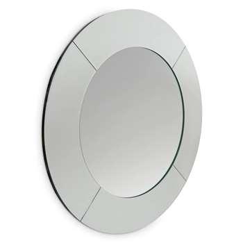 Gatsby Round Mirror (H100 x W100 x D2cm)