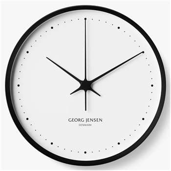 Georg Jensen Henning Koppel Clock (Diameter 30cm)