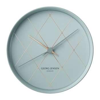Georg Jensen - Henning Koppel Clock - Harlequin (H22 x W22cm)