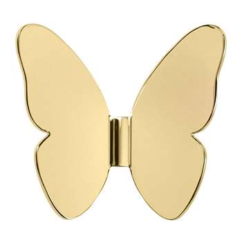Ghidini 1961 - Butterfly Hook - Gold (10 x 10cm)