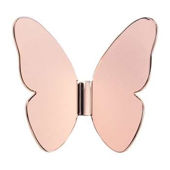 Ghidini 1961 - Butterfly Hook - Rose Gold (10 x 10cm)