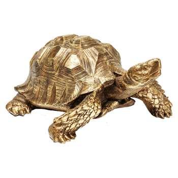 Giant gold tortoise XL (H43 x W95 x D77cm)
