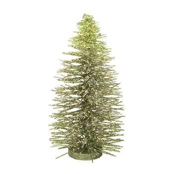 Gisela Graham - Glitter Christmas Tree Ornament (H73 x W38 x D38cm)