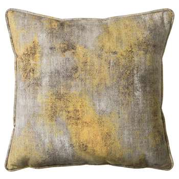 Glare Cushion Yellow (58 x 58cm)