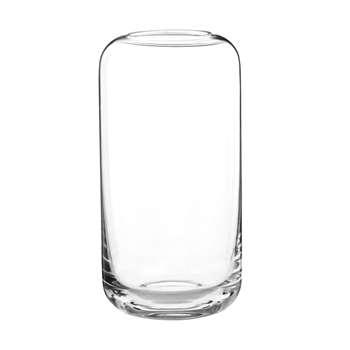Glass Vase (H14 x W7 x D7cm)
