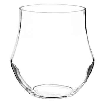 Glass Vase (H16 x W16 x D16cm)