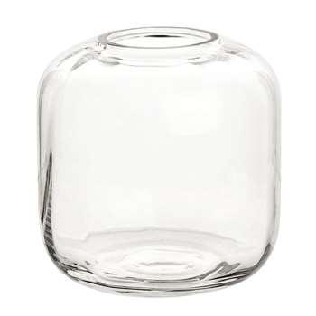 Glass Vase (H8 x W8 x D8cm)
