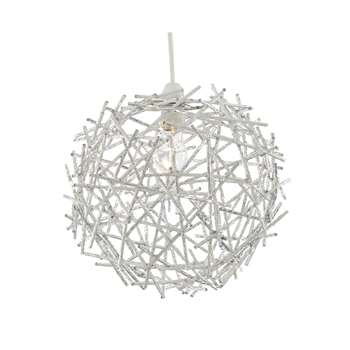 Glitz Pendant Light Shade Large (H30 x W34 x D34cm)