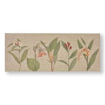 Graham & Brown Botanical Bliss Canvas Wall Art (H40 x W100 x D3cm)