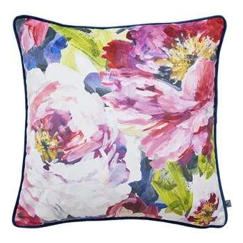 Graham & Brown Chelsea Pink Cushion (H45 x W45cm)