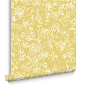 Graham & Brown Stroma Dandelion Wallpaper (H1000 x W52cm)