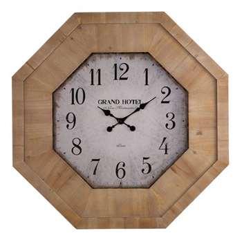 Grand Hotel Wall Clock (H91 x W91 x D8cm)