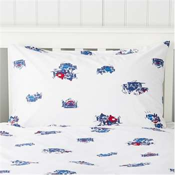 Grand Prix Bed Linen, Pillowcase (50 x 75cm)