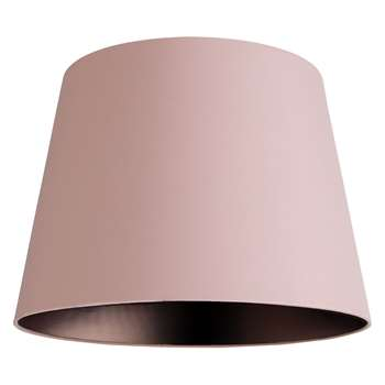 Grande Bronze Lined Lampshade (H36 x W49 x D28cm)