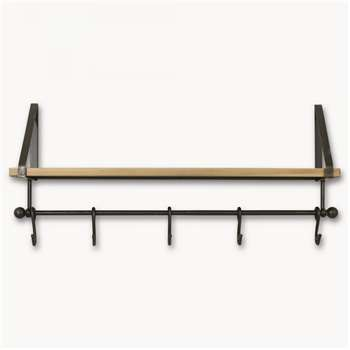 Granville Metal Shelf (31 x 80cm)