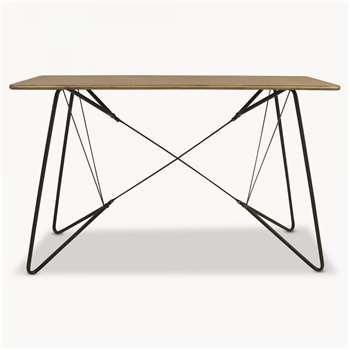 Granville Rectangular Metal Table (76 x 119.5cm)