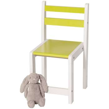 Great Little Trading Co Pied Piper Toddler Chair, Yellow (H55 x W30 x D30cm)