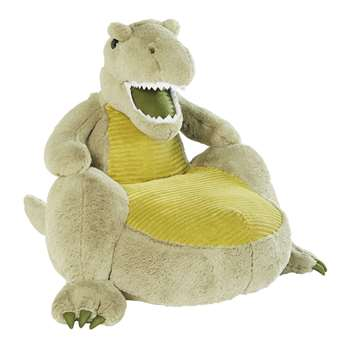Green Dinosaur Chair (H66 x W58 x D55cm)