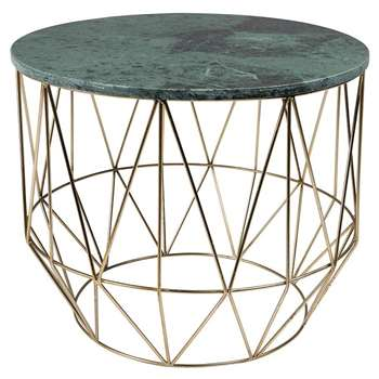 Dutchbone Boss Side Table (H42 x W51 x D51cm)