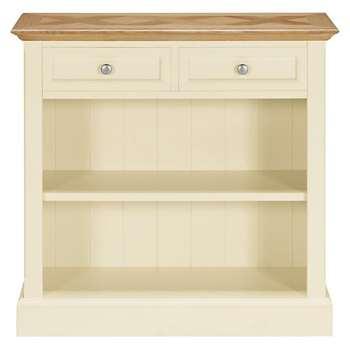 Greenwich Bookcase, Oak (Width 90cm)