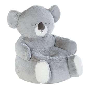 Grey Koala Chair (H58 x W52 x D49cm)